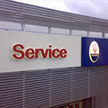 Shop Signage - Large and Small sign solutions, Built up lettering & illumination